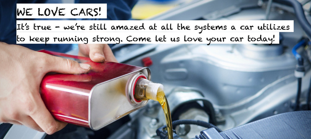affordable oil change service