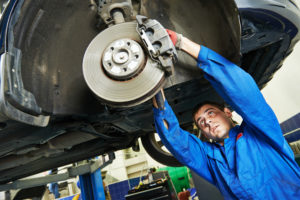 car brake repair and replacement