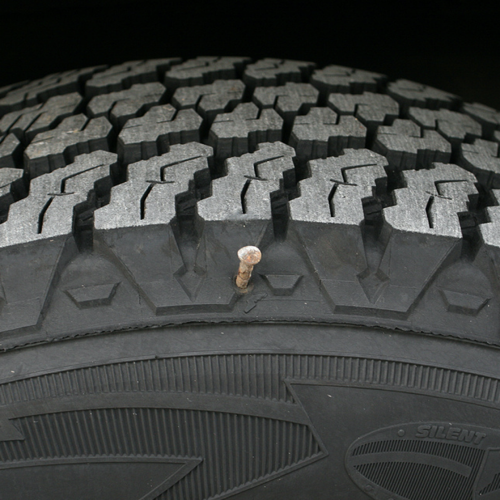 nail in tire repair texas