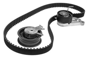 coolant belts and pulley