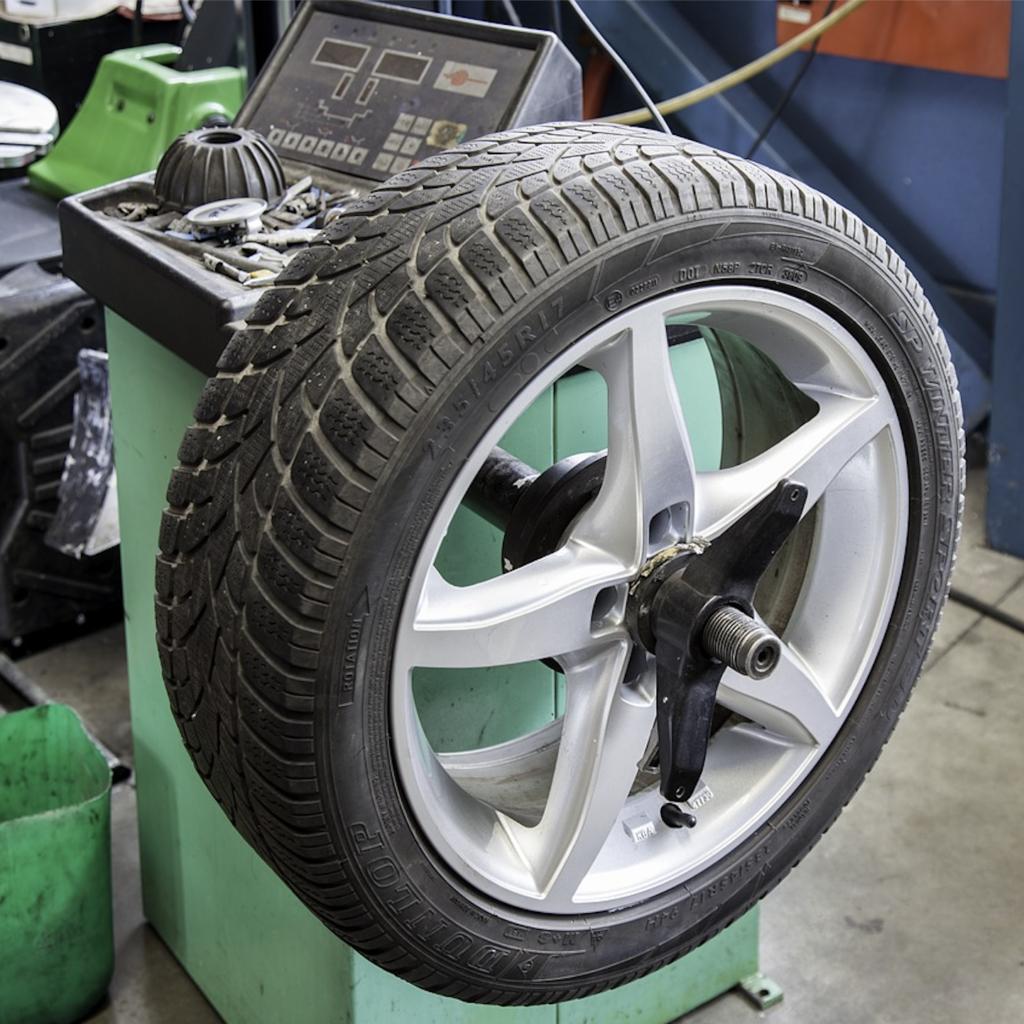 tire mounting and balancing texas